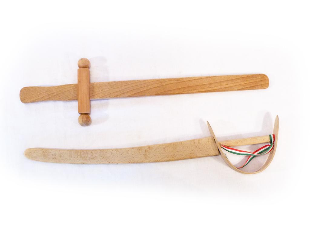 Fajáték játékfegyverek kard JF-21