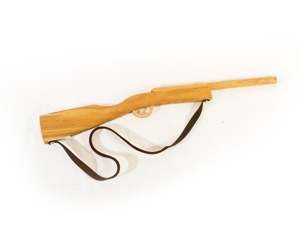 Fajáték játékfegyverek puska JF-30