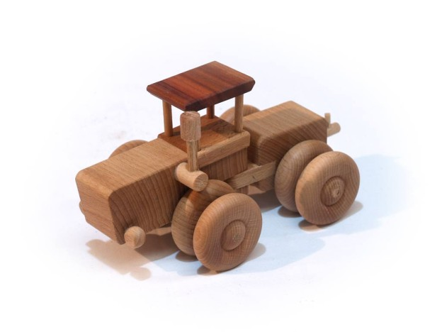 Traktor Rába-Steiger