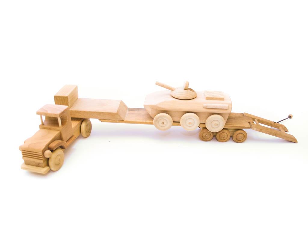 Nyerges vontató (Tréler)