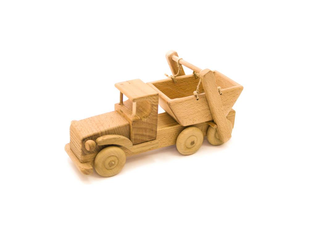 Teherautó (konténerszállító)