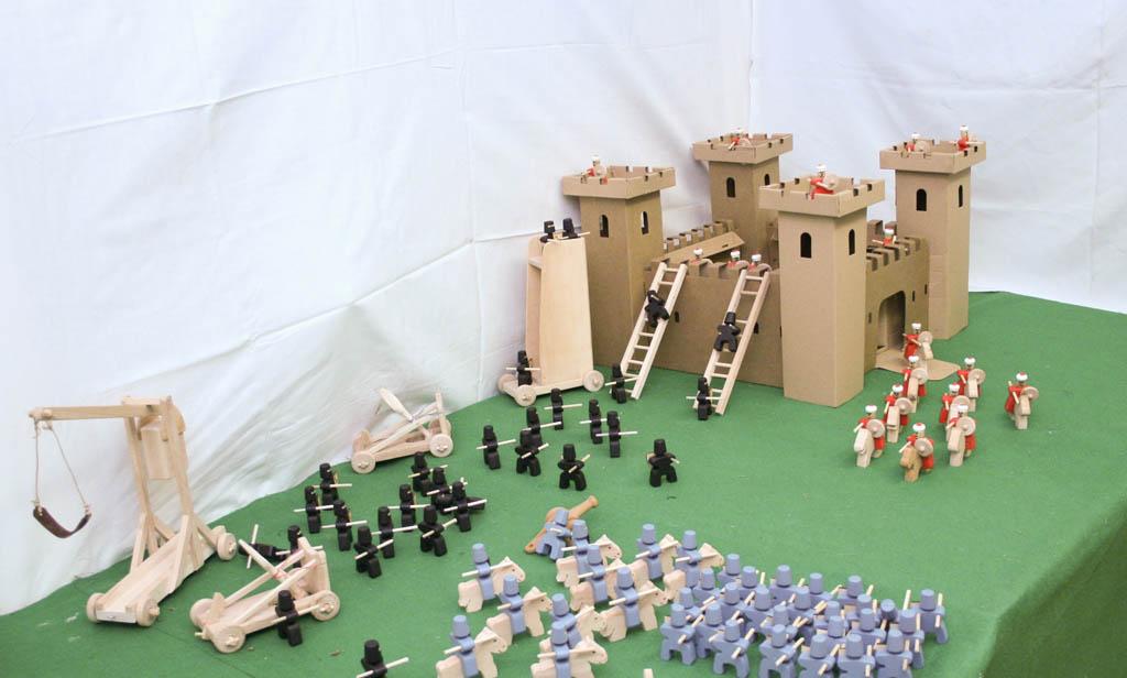 Középkori Játéktér